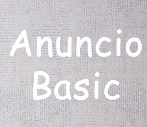 Anuncio Basic