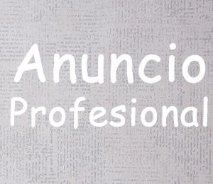 Anuncio Profesional