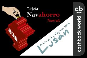 Tarjeta Navahorro Lusan