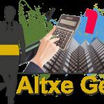 Logo Altxe y Gestión