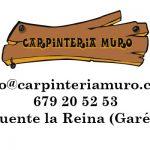 Carpinteria en Pamplona Oscar Muro