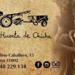 Restaurante en Pamplona La Huerta de Chicha