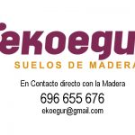 Suelos de Madera en Pamplona Ekoegur